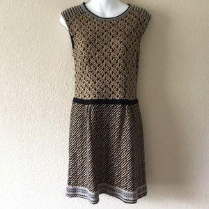 "NANETTE LEPORE Merino Wool ""Zanafi"" Dress"